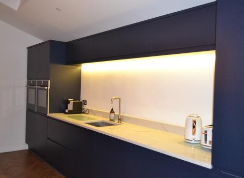 Kitchen lighting Installation in Anfield Liverpool
