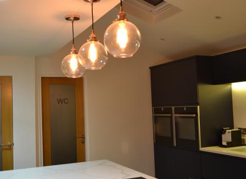 Kitchen lighting Installer in Liverpool